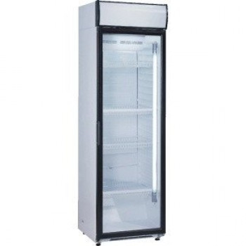 Холодильна шафа БУ Inter 390Т -2012 р. - як НОВИЙ