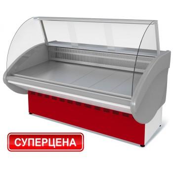 Холодильна вітрина ВХС-1,8 Ілеть
