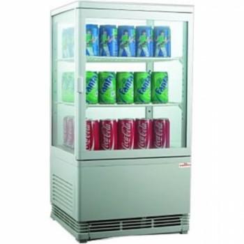 Шафа холодильна FROSTY RT58L-1D білий
