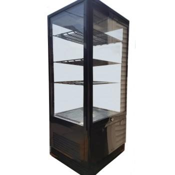 Шкаф холодильный FROSTY RT78L-1D чёрный