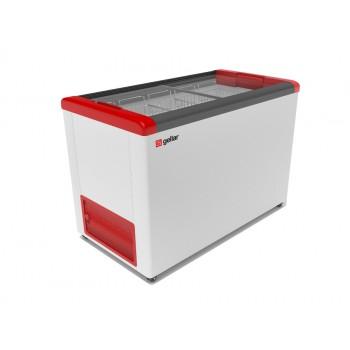 Морозильна вітрина GELLAR FG400C / FROSTOR