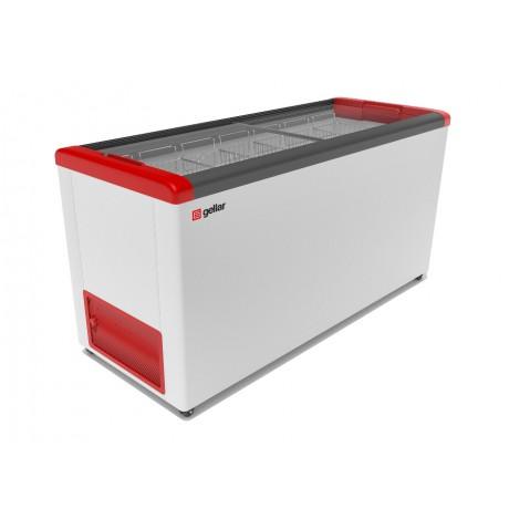 Морозильна вітрина GELLAR FG600C / FROSTOR