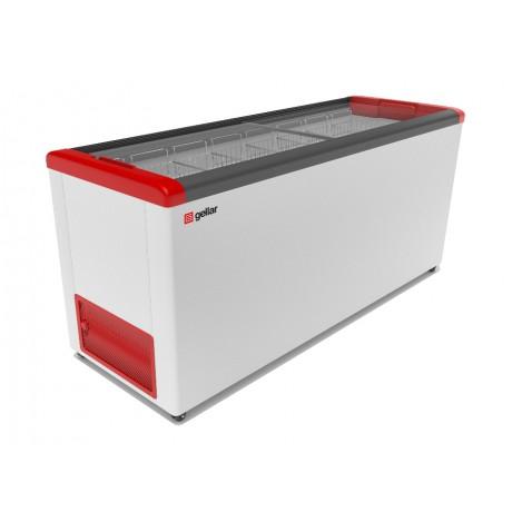 Морозильна вітрина GELLAR FG700C / FROSTOR