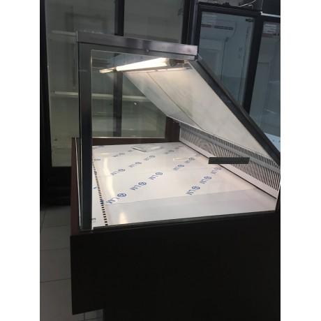 Холодильна вітрина ВХС-1,2 Ілеть CUBE