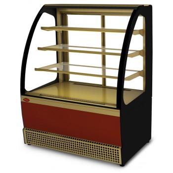 Кондитерская витрина VS-0,95 Veneto (стеклопакеты)