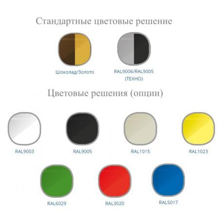 Кондитерская витрина ВХСв-0,9д Carboma - K70 VM 0,9-1 Flandria