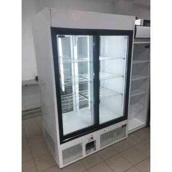Холодильный шкаф БУ 1,2 Технохолод купе-стекло