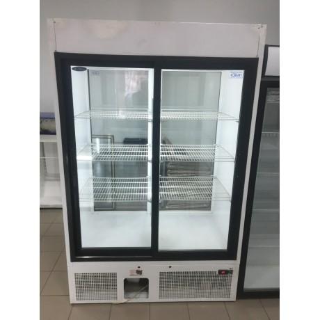 Холодильна шафа БУ 1,2 Технохолод купе-скло