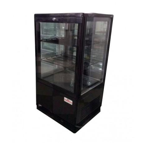 Шафа холодильна FROSTY RT58L-1D чорний