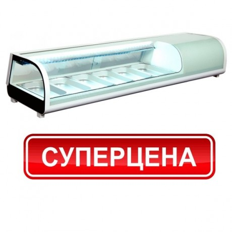 Витрина для суши FROSTY RTS-62L - СУШИ-КЕЙС