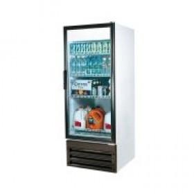 Скляні холодильні шафи