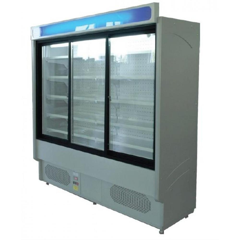 Холодильный стеллаж Mawi RCH 4D, RCH 5D
