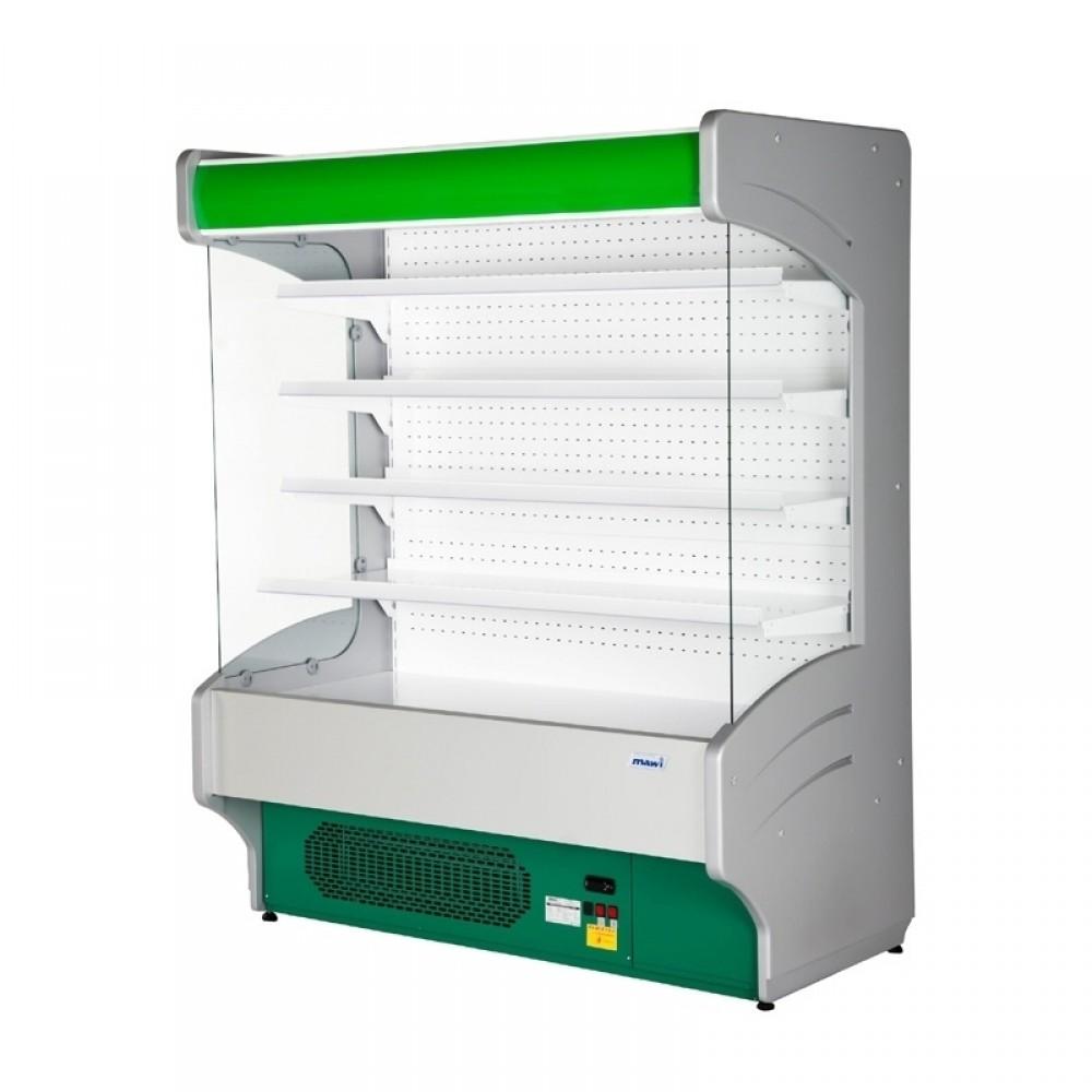 Холодильный стеллаж Mawi RCH4 1.5/0.9