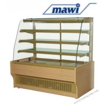 Кондитерская витрина Mawi WCHCN 1,4/0,9