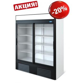 Холодильный шкаф МХМ - Капри 1,5 СК (купе)