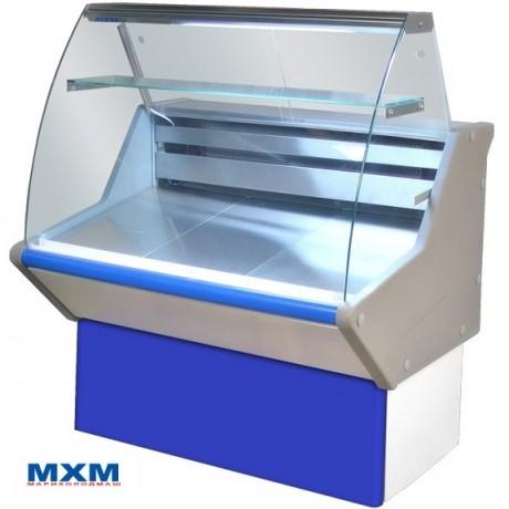Холодильна вітрина ВХС-1,2 Нова