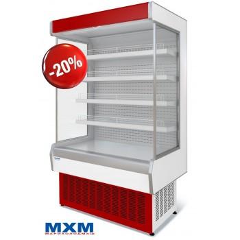 Холодильная витрина ВХСп-1,25 Нова