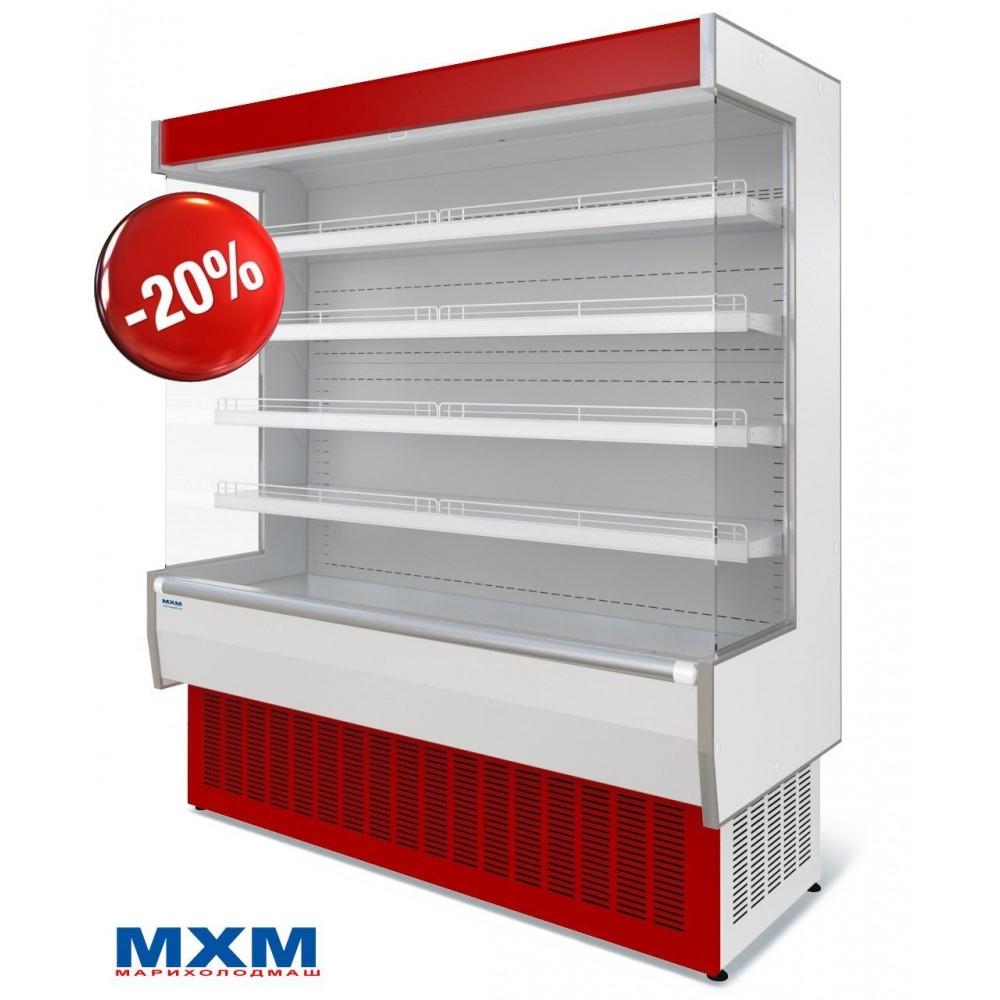 Холодильная витрина ВХСп-1,875 Нова