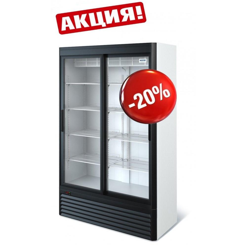 Холодильный шкаф МХМ - ШХ-0,80С (купе)