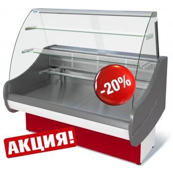 Холодильная витрина ВХСд-1,5 Таир