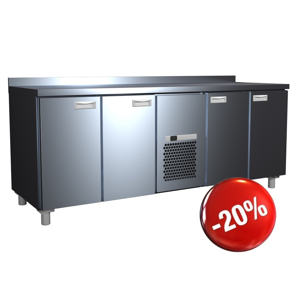 Холодильный стол 4 GN/NT Carboma
