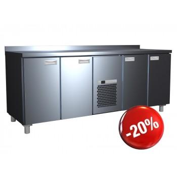 Холодильний стіл 4 GN/NT Carboma