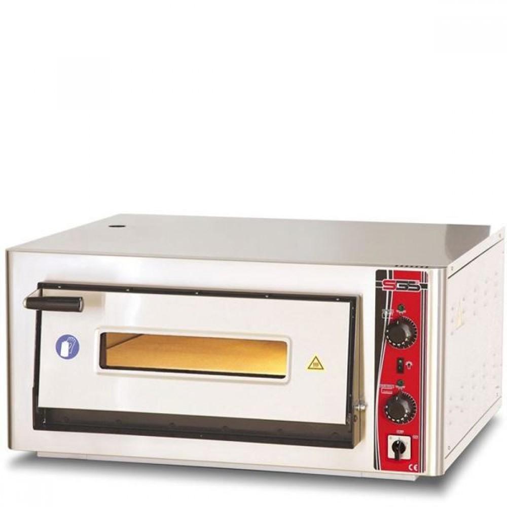 Піч для піци SGS РО 6262 Е с термометром