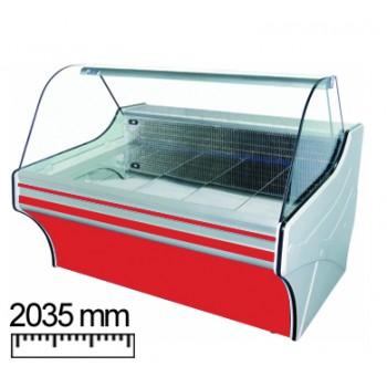 Холодильна вітрина Cold VIGO 15 (w-15sg-w)