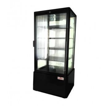 Шафа холодильна FROSTY RT98L-1D чорна