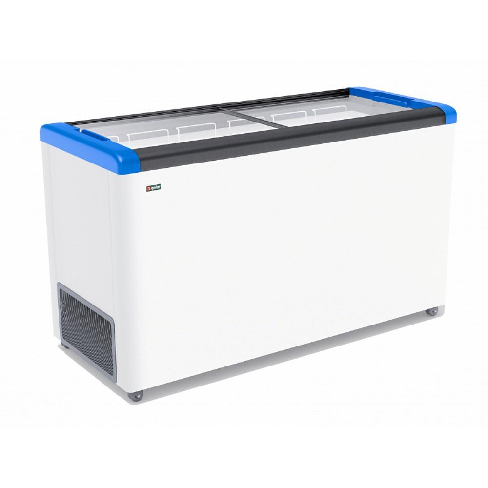 Морозильна вітрина GELLAR FG500C