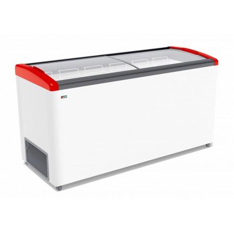 Морозильна скриня GELLAR FG 600 E