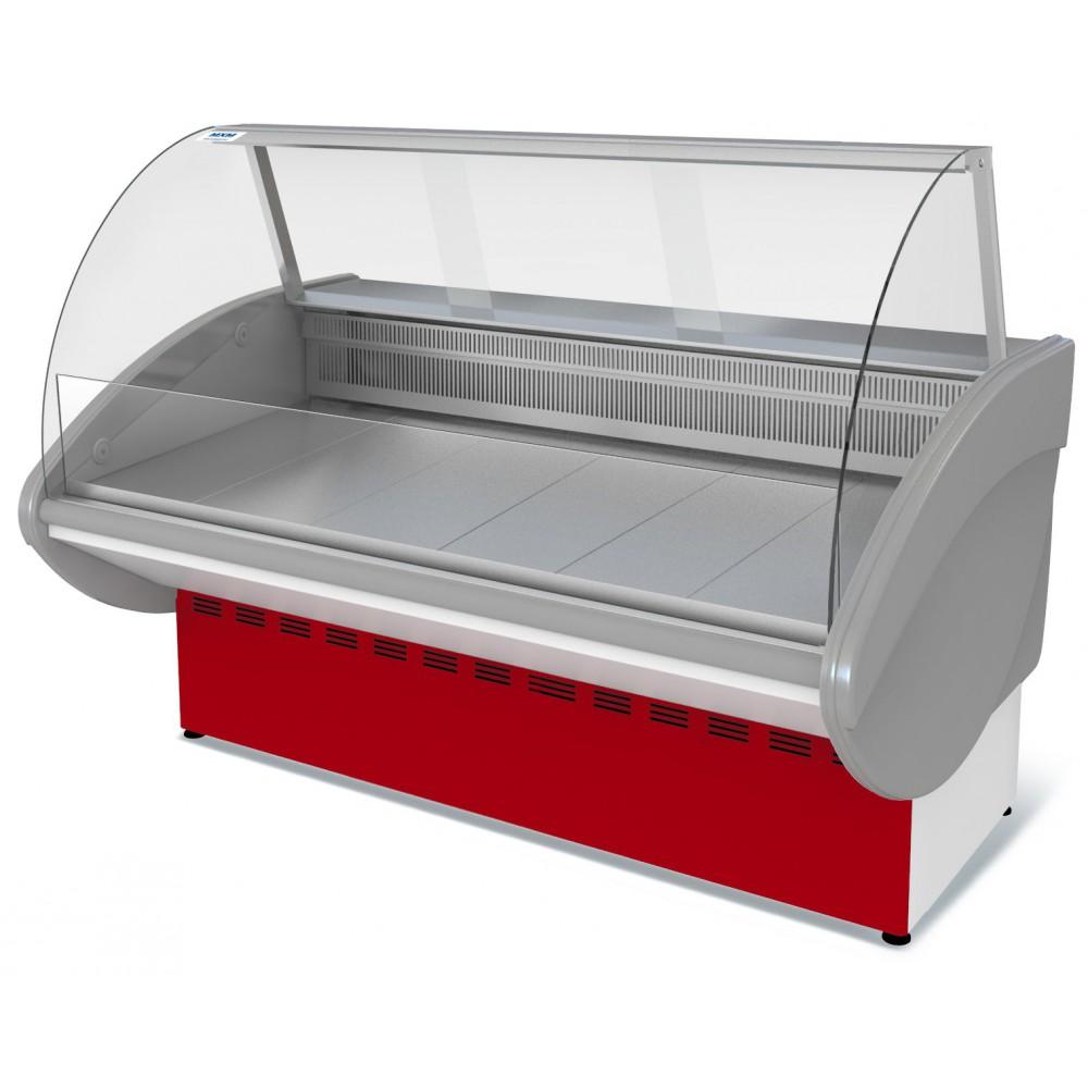 Холодильна вітрина ВХСн-2,1 Ілеть