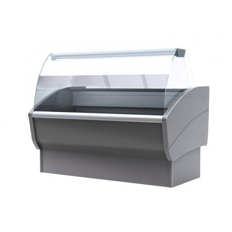 Холодильна вітрина ВХС-1,2 Полюс Эко - G85 SM 1,2-1