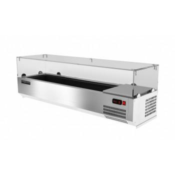Холодильна вітрина RTW100*