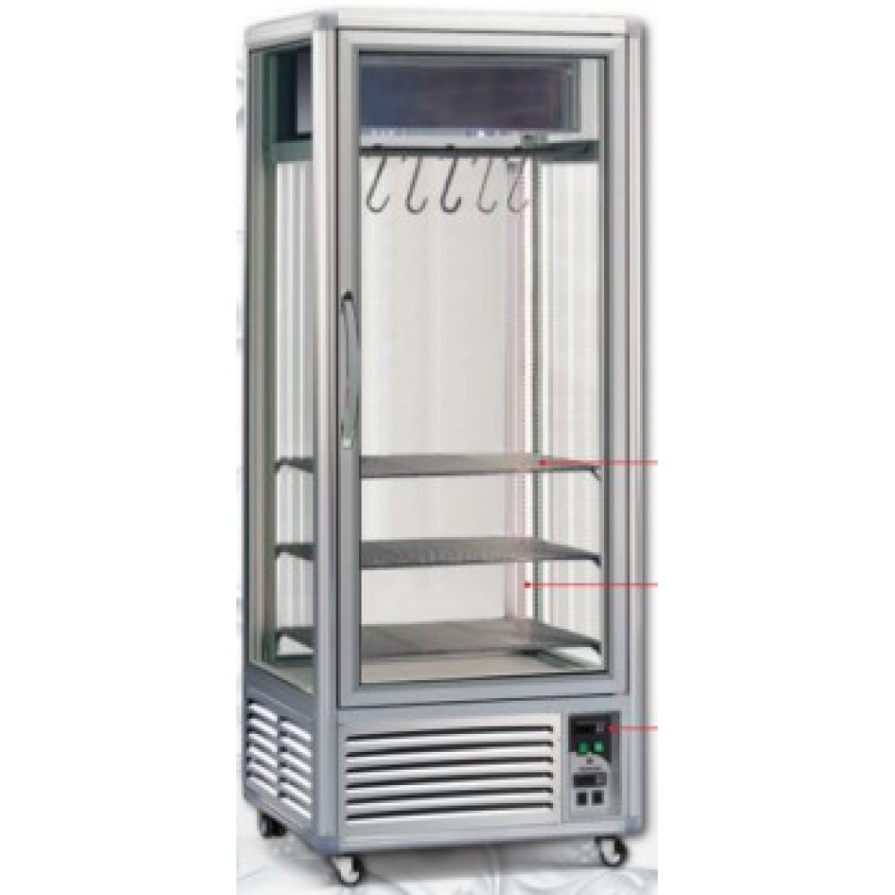 Шкаф сухого созревания мяса TECFRIGO MEAT550 DA