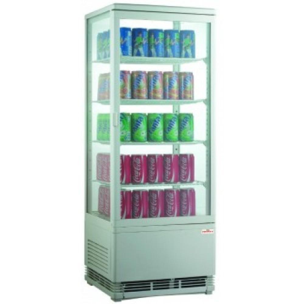 Шафа холодильна FROSTY RT98L - 1D біла