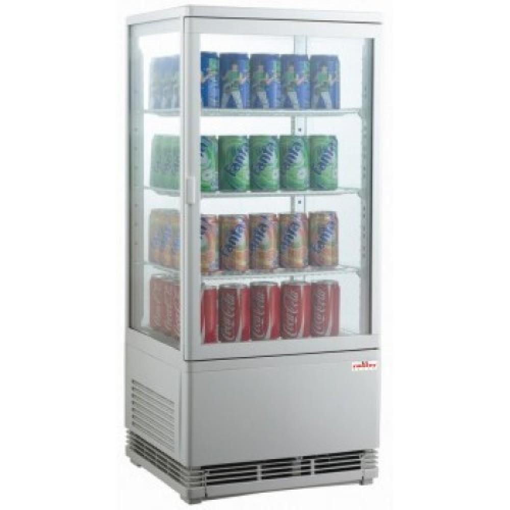 Шафа холодильна FROSTY RT78L - 1D білий