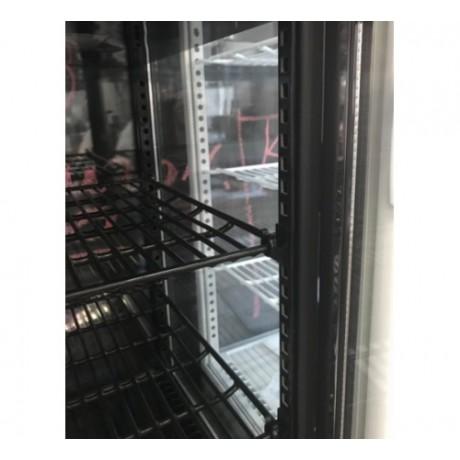 Шкаф холодильный FROSTY RT58L-1D чёрный