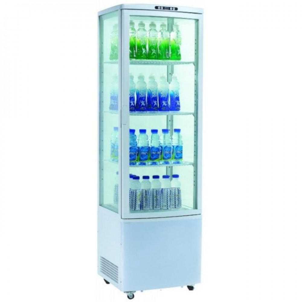 Шкаф холодильный FROSTY RT280L белый