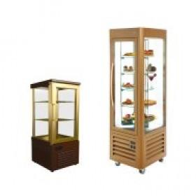 Холодильні шафи для кондитерських виробів