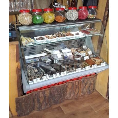 Холодильная витрина ВХС-1,2 Нова