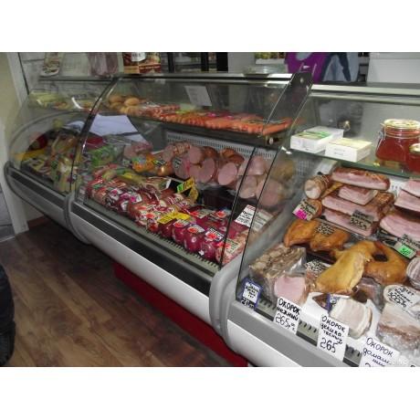Холодильна вітрина ВХС-1,5 Таір