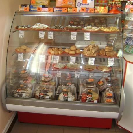 Холодильная витрина ВХСд-1,2 Таир