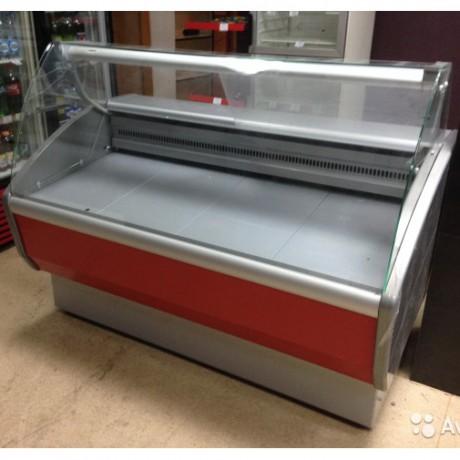Холодильная витрина ВХС-1,2 Полюс Эко - G85 SM 1,2-1