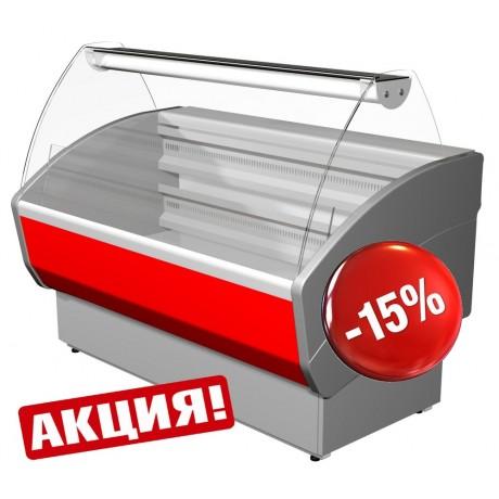 Морозильна вітрина ВХСн-1,5 Полюс Эко