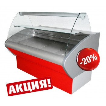Холодильная витрина ВХС-1,2 Полюс